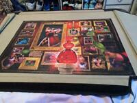 Queen of hearts villainous 1000 piece jigsaw