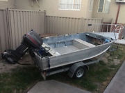 Aluminum boat Preston Darebin Area Preview