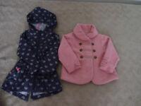 baby girls coat 18-24months