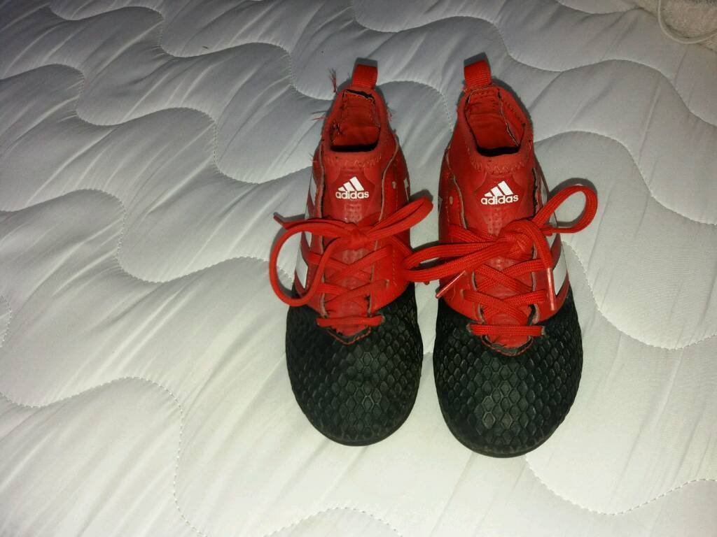 Adidas footie shoes