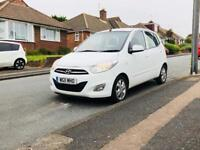 Hyundai i10 1.2 ACTIVE 5DR (11 - 14) , Manual ,Petrol ,1248cc