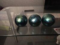 3 Ornament bowls