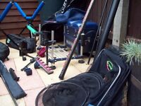 Seat Box with lots of Extras + Cover