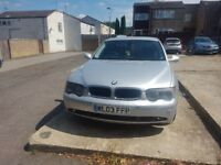 For sale bmw 730 auto 5 months mot v5 full available