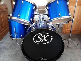 5 piece drum kit for sale