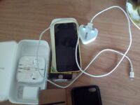Apple I phone 5c immaculate condition
