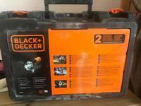 Black & Decker Angle Grinder