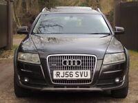 Audi A6 allroad C6 | 2.7-V6-TDI