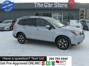 2014 Subaru Forester 2.0XT Touring AWD SUNROOF, HTD STS, TURBO