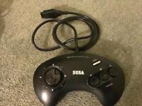 Sega megadrive original controller. Retro
