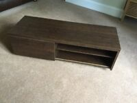 Next TV Cabinet with sliding door