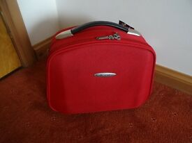 Red Vanity case
