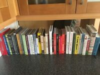 Various Cookbooks - 37 in total