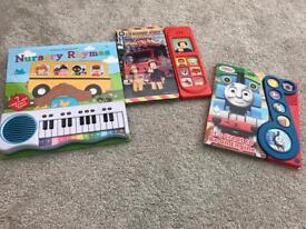 Bundle of 3 Children's music books