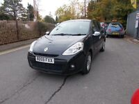 Renault Clio 1.2 16v Expression 5dr LOW MILEAGE IDEAL 1ST CAR 09/59