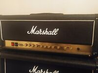 Marshall DSL 100w amp head
