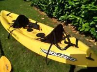 Ocean Kayaks Malibu Two sit on top kayak