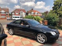 Mercedes 280 CLK, low mileage , just serviced, great condition .