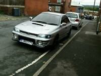 subaru impreza wrx 300bhp import in immaculate condition,rust free