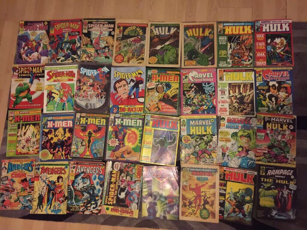 112 old comics