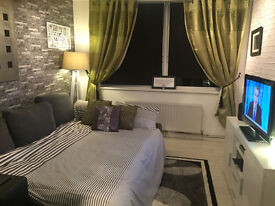 Fully Furnished Double Room for rent in Dagenham