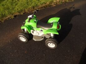 Kids Quad Bike,6 volt battery,VGC, For ages 3 to 6 yrs