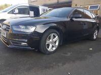 2012 Audi a4 new shape 2.0tdi ,30 road tax
