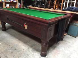 Pool table supreme