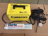 Arc Cosmo 150 welder. Arc welder as new