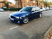 Bmw 530 d m sport 2003 auto remaped to 240 nice clean car