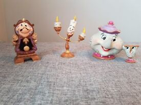 Disney traditions miss potts, lumiere and cogsworth