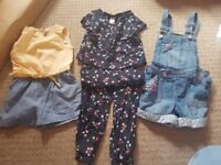 Bundle of girls clothes **more pics in ad** age 3-4 years jasper conran next blue zoo river island