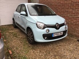 Renault Twingo with very low mileage and 1 owner, immaculate condition