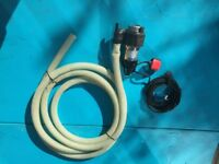 CLARKE STAINLESS STEEL CLEAN WATER SUBMERSIBLE PUMP