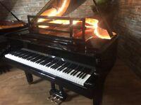 FEURICH 179 BLACK GRAND PIANO – DYNAMIC II