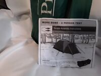 Pro-Action-MonoDome- 2 Person Tent.