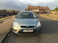 2008 Automatic Ford Focus Style 1.6L Petrol Full Service History MOTD October 2017 5 dr 79K Miles
