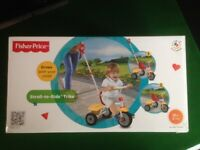 Stroll to Ride Trike - NEW UNOPENED
