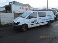 Mercedes Vito 2.2 Diesel 2006 for parts wheel nut.