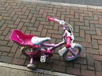 Kids cupcake bike