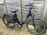 Electric Bike - Wisper 705se