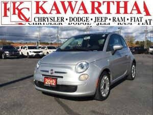 2012 Fiat 500 POP*AM/FM RADIO*BLUETOOTH*CLOTH*