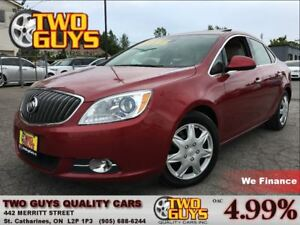 2012 Buick Verano SUNROOF BLUETOOTH 4.95% OAC