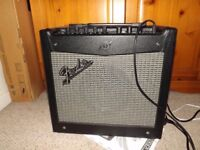 Fender Mustang 1 V.2 Combo Amp: Excellent Condition