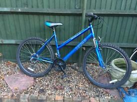 Mountain bike 18 speed good condition