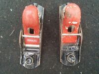 Stanley Block Planes (two, the pair)