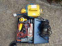 ELECTRIC DRILL. - 110v