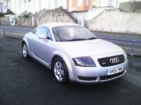 Audi tt 1.8t this car is sold. stunning original condition, weston mill car sales