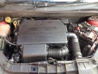 Fiesta engine