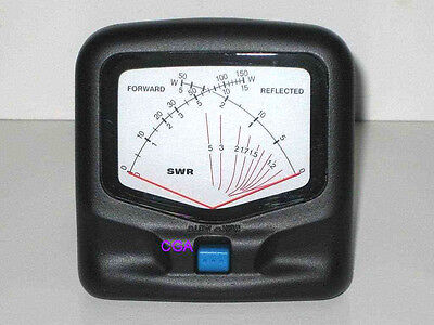 CROSS NEEDLE SWR/WATT METER/ 140-525 MHZ.  -